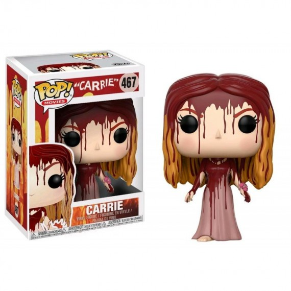 Figurine POP Carrie