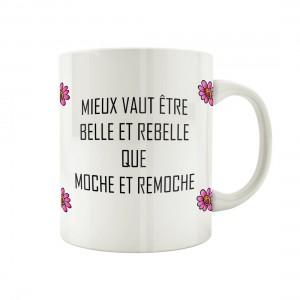 Mug - Moche et remoche