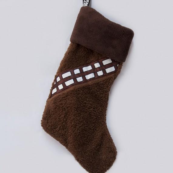 Chaussettes de Noël Chewbacca Star Wars