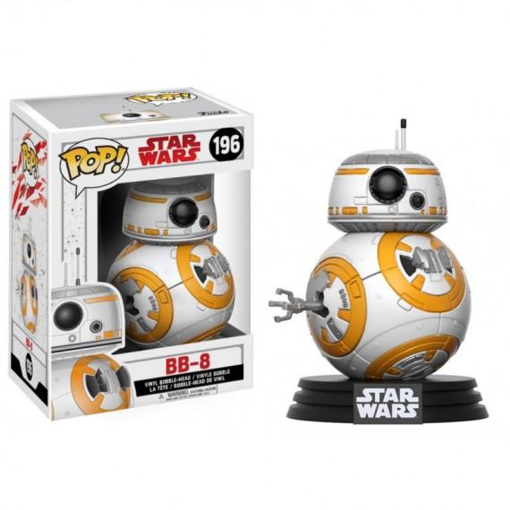 Figurine Pop! Star Wars épisode 8 - BB-8 Pop 10cm