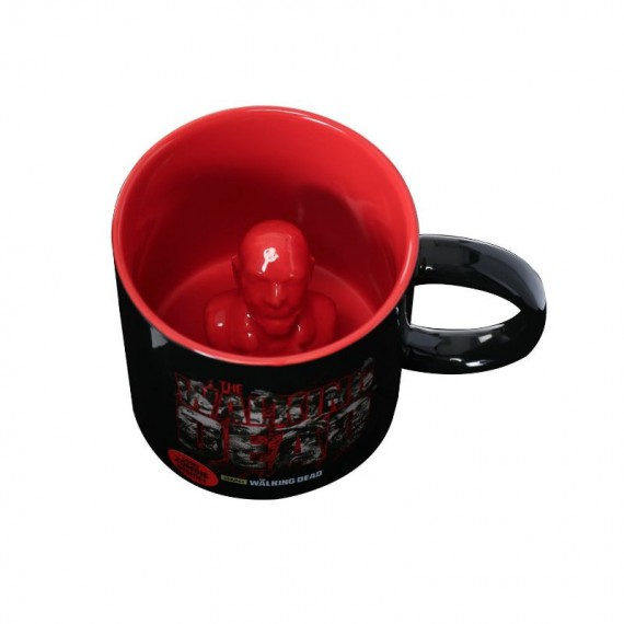 Mug 3D Geant THE WALKING DEAD Zombie