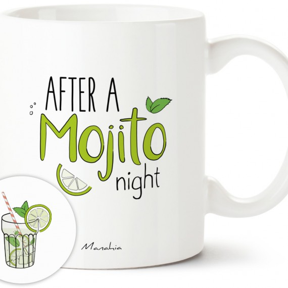 Mug - After a mojito night