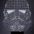 Lampe 2D Stormtrooper