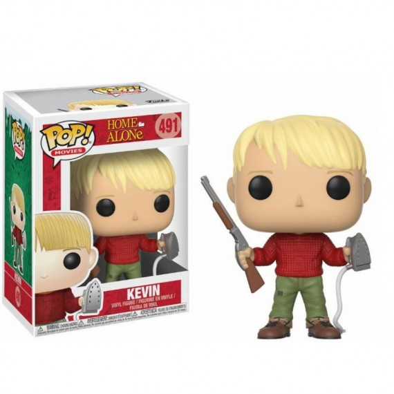 Figurine Home Alone - Kevin Pop 10cm