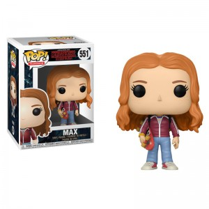 Figurine POP Stranger Things Max with Skate