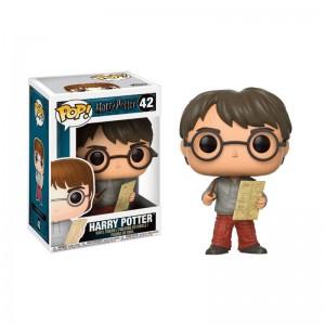Figurine POP Harry Potter Marauder's Map