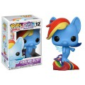 Figurine POP My Little Pony Rainbow Dash Sea