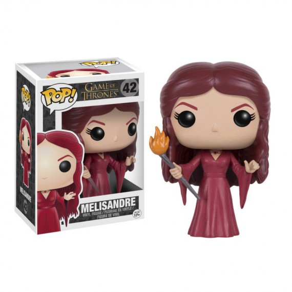 Figurine POP Game of Thrones - Melisandre