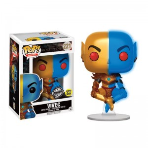 Figurine Pop The Elder Scrolls - Vivec Glows in The Dark