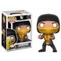Figurine POP Mortal Kombat X - Scorpion
