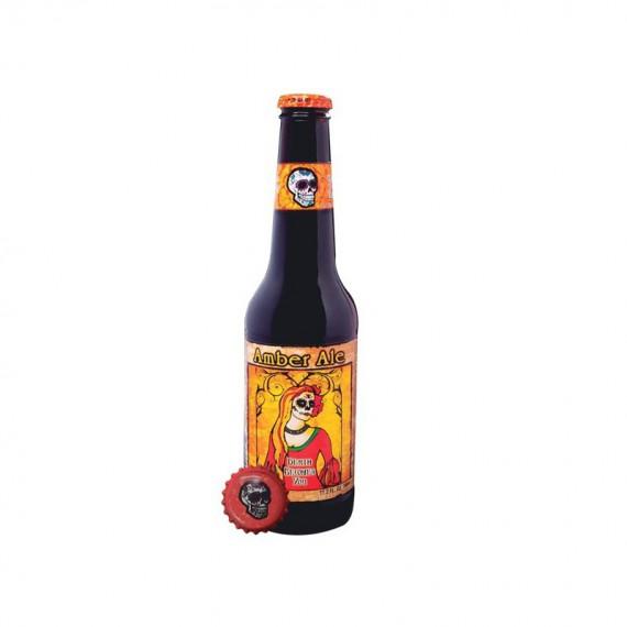 Bière ambrée - DAY OF THE DEAD AMBER ALE 0.33L 6.10%