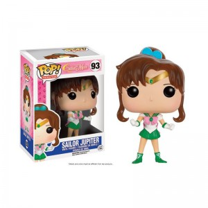 Figurine Sailor Moon - Jupiter Pop 10cm