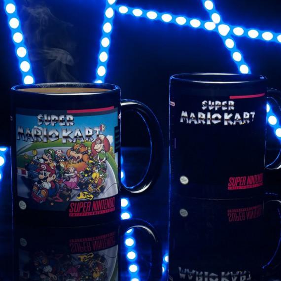 Mug Nintendo Super Mario Kart Chaud / Froid