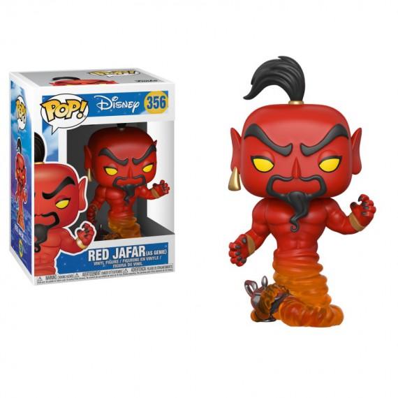 Figurine Disney Aladdin - Jafar génie rouge Pop 10cm