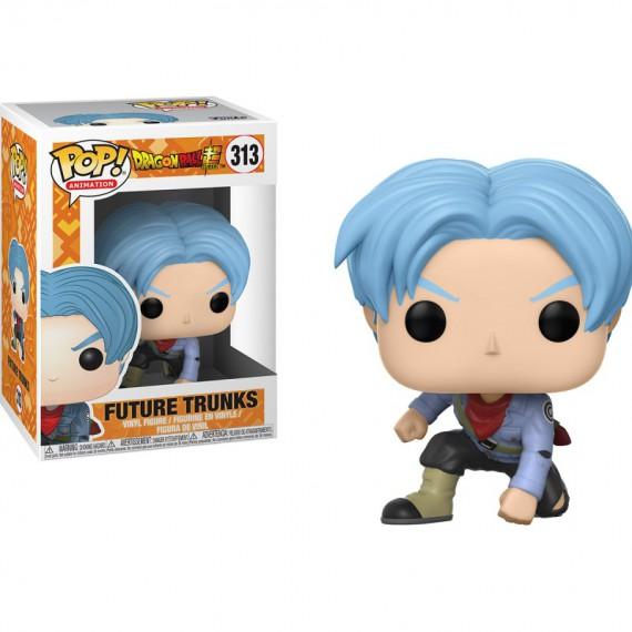 Figurine Pop! DragonBall Super Future Trunks