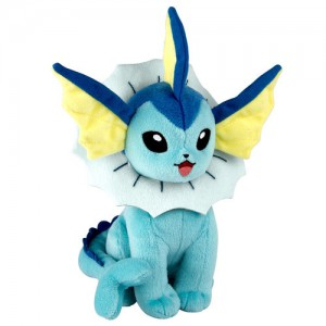 Peluche Evolution Pokemon Aquali