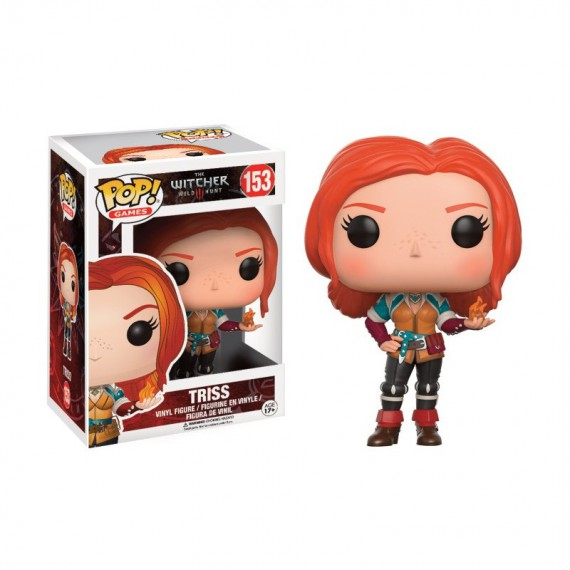 Figurine POP The Witcher - Triss