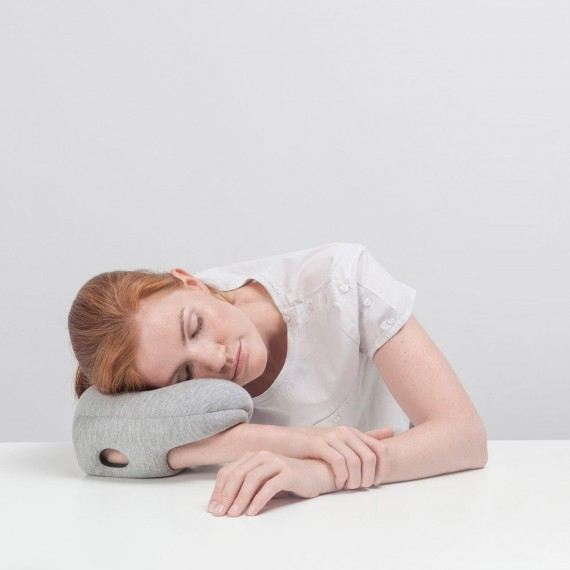 Coussin de poche Autruche Ostrich pillow light