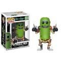 Figurine Rick and Morty - Pickle Rick Pop 10cm