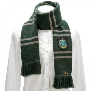 Echarpe Harry Potter - Slytherin School