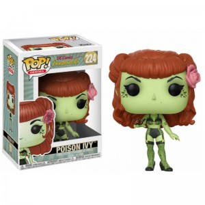 Figurine DC Comics - Bombshells Poison Ivy Pop 10cm
