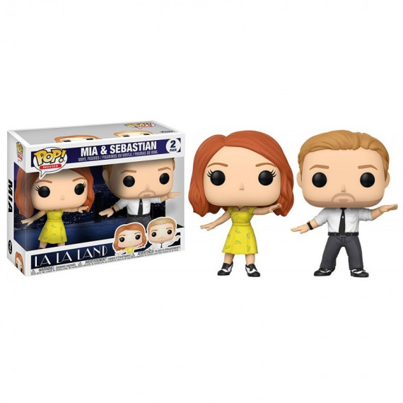 Figurine POP La la Land - Mia & Sebastien