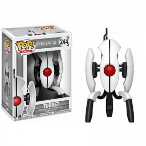 Figurine Portal 2 - Turret Pop 10cm