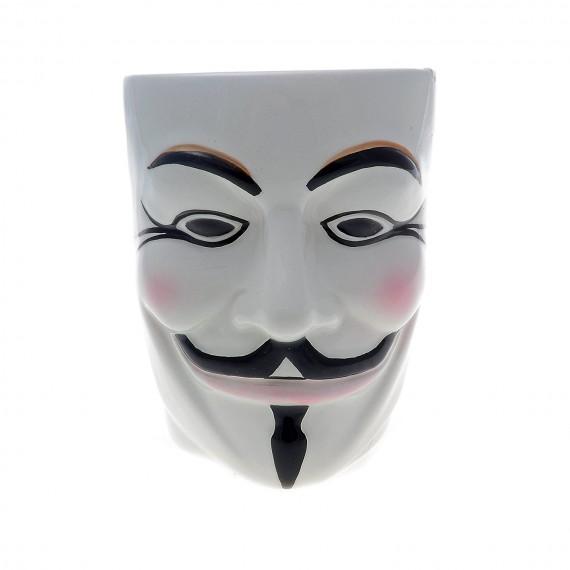 Mug 3D - Anonymous