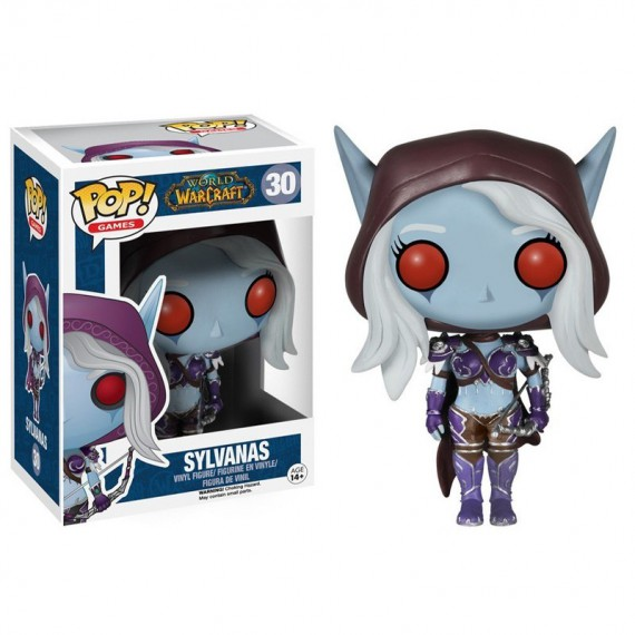 Figurine Pop World of Warcraft - Lady Sylvanas