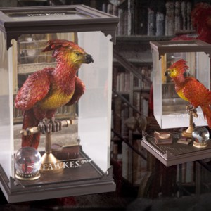 Figurine Harry Potter - Fumseck le phoenix