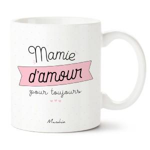 Mug - Mamie d'amour pour toujours