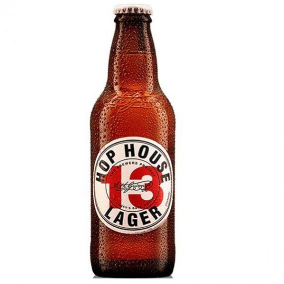 Bière blonde - GUINNESS HOP HOUSE 13 LAGER 0.33L