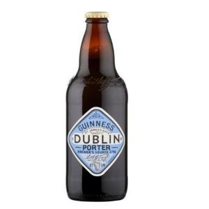 Bière brune - GUINNESS DUBLIN PORTER 0.50L