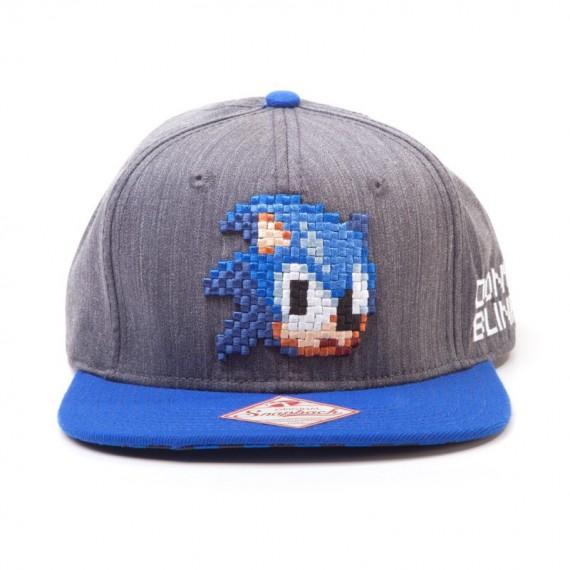 Casquette Sega Sonic Pixel