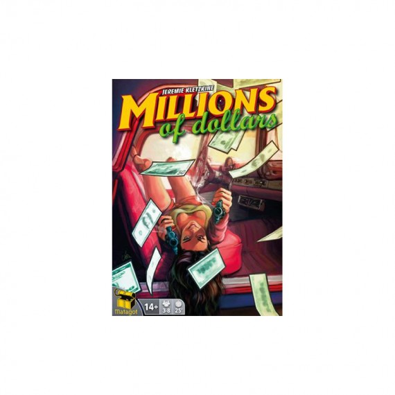 Millions of dollars - Le jeu