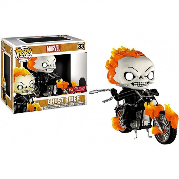 Figurine Marvel - Ghost Rider