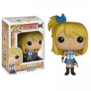 Figurine Fairy Tail - Lucy Pop