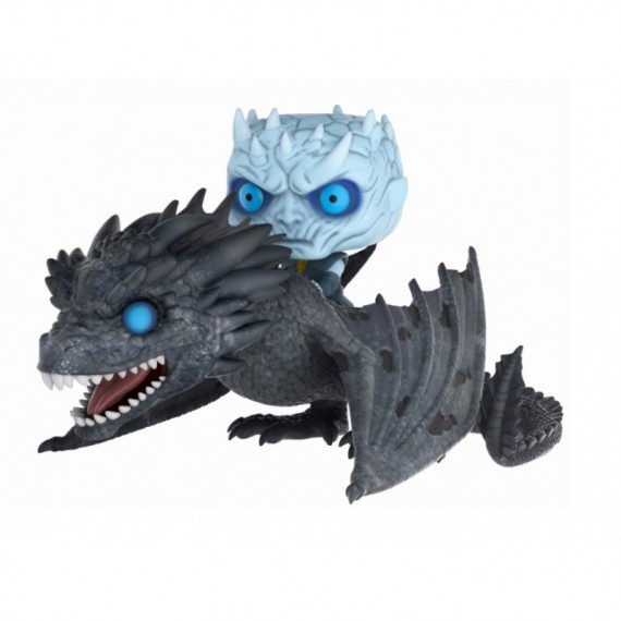 Figurine POP GoT Night King on Viserion