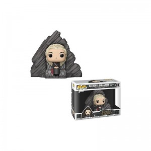 Figurine POP - Daenerys on Dragonstone Throne