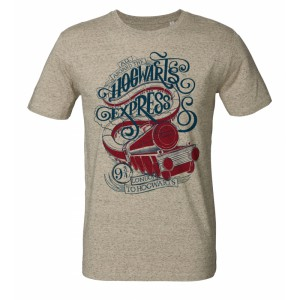 Tshirt Harry Potter Hogwarts Express