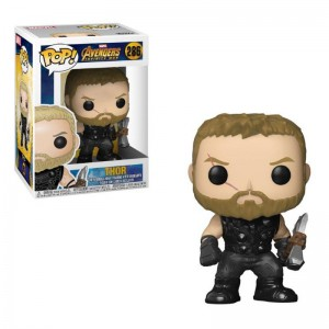 Figurine Pop Marvel Avengers Infinity War - Thor