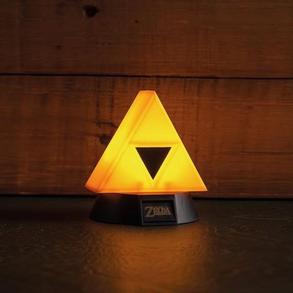 Lampe 3d The Legend Of Zelda Triforce Commentseruiner Com
