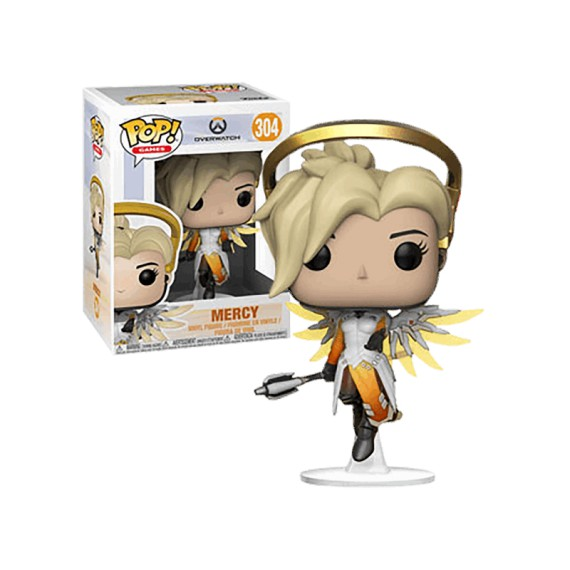 Figurine Overwatch - Mercy