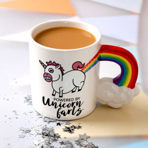 Mug XL Pet de Licorne