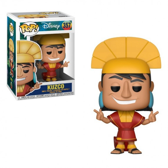 Figurine Pop Disney - Kuzco