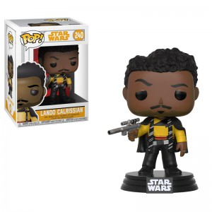 Bobble Head POP Star Wars Solo Lando Calrissian