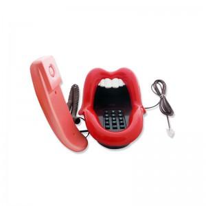 Téléphone bouche sexy