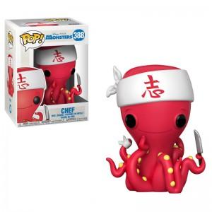 Figurine POP Disney Monstres et Compagnie - Chef