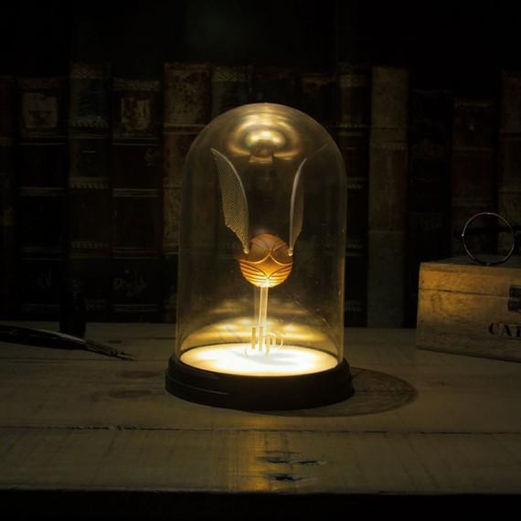 Lampe Harry Potter - Vif d'Or