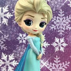Figurine Q Posket Disney Frozen - Elsa